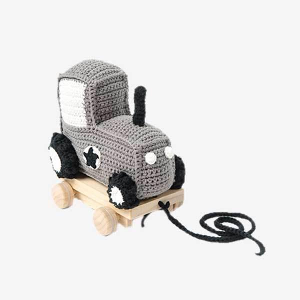 Smallstuff Pull Along - Traktor