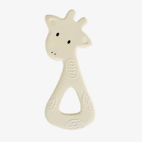 Tikiri Bidering I Naturgummi - Giraf