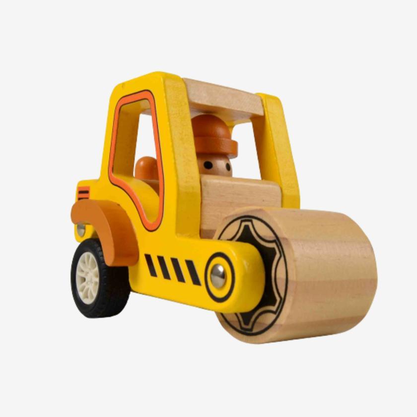Magni Arbejdsbiler Med Pull-Back - Damptromle