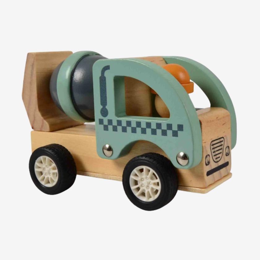 Magni Arbejdsbiler Med Pull-Back - Cementblander