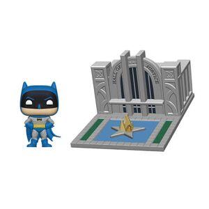 Pop! Vinyl DC Comics Batman with Hall of Justice Batman 80th Pop! Town