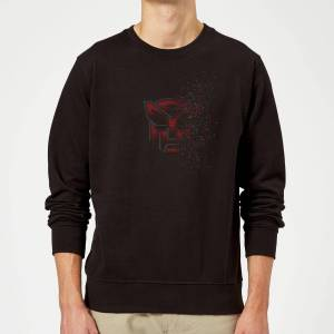 Transformers Autobot Fade Sweatshirt - Black - XL - Black
