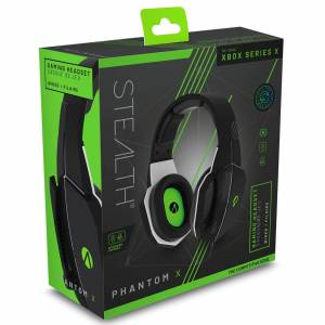 Stealth Series X Stereo Gaming Headset Phantom X