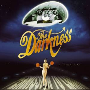 East West Records UK Ltd The Darkness - Permission To Land LP