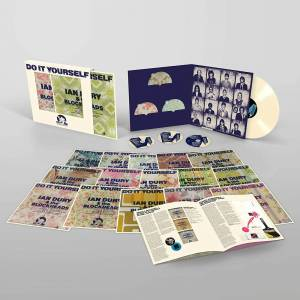 Edsel Ian Dury and The Blockheads - Do It Yourself - 40th Anniversary 2CD+DVD+LP