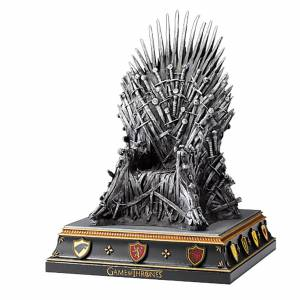 Noble Collection Game of Thrones The Iron Throne Bookends