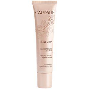 Caudalie Teint Divin Mineral Tinted Moisturiser - Light To Medium Skin