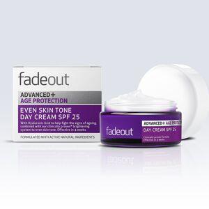 Fade Out ADVANCED + Age Protection Even Skin Tone Day Cream SPF 25 50 ml