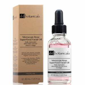 Dr Botanicals Moroccan Rose Superfood Facial Oil 30ml