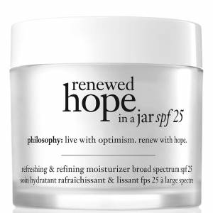 philosophy Renewed Hope in a Jar SPF 25 Moisturiser 60 ml