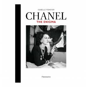 New Mags Chanel The Enigma Book Hvid