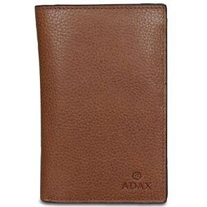 Adax - Napoli Cate Wallet 463325 - Cognac
