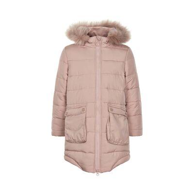 Creamie - Jacket Padded (821153) - Adobe Rose - Børnetøj - Creamie