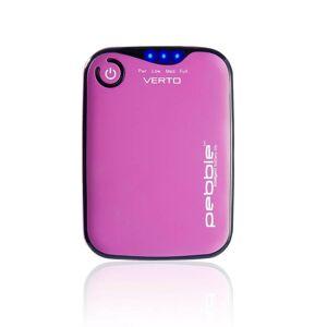 Veho Pebble Verto Portable Battery Back Up Power, 3700mah - Pink