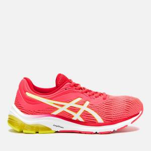 Asics Women's Running Gel-Pulse 11 Trainers - Laser Pink/Sour Yuzu - UK 4 - Pink