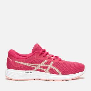Asics Women's Running Patriot 11 Trainers - Rose Petal/Breeze - UK 3 - Pink