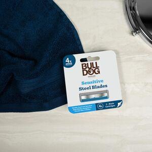 Bulldog Skincare for Men Bulldog Sensitive Blades 4s