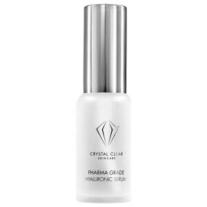 Crystal Clear Pharma Grade Hyaluronic Serum 30ml