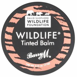 Barry M Cosmetics Wildlife Lip Balm 3.6g (Various Shades) - Nude Discovery