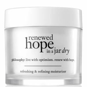 philosophy Renewed Hope in a Jar Moisturiser for Dry Skin 60ml