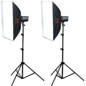 Falcon Eyes Studio flash sæt SSK-2250D