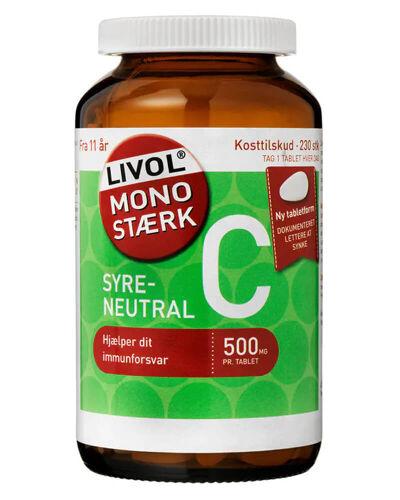 Livol Mono Plus Syreneutral C