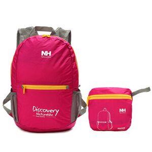 Newchic Folding 15L Waterproof Nylon Backpack Camping Hiking Shoudler Bag