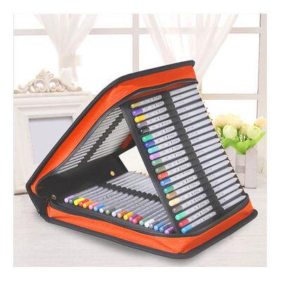 Newchic 120 Holder Portable Large Capacity School Pencil Case Drawing Pen Bag - Børnetøj - Newchic