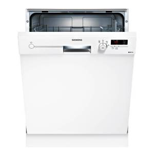 Siemens Opvaskemaskine SN414W01AS 2+2 års garanti
