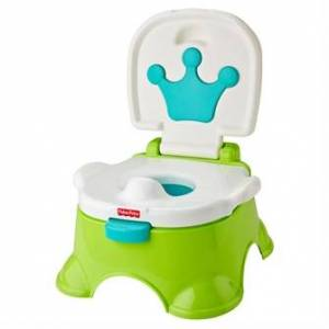 Fisher-Price Pot and Stool