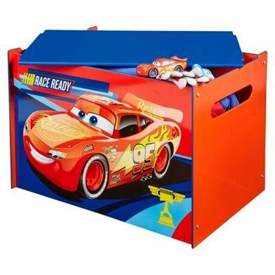Disney Biler 3 Lynet Mc Queen Legetøjs Box - Babymøbler - Disney