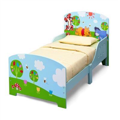 Peter Plys Træ Junior Børneseng - Babymøbler - Array