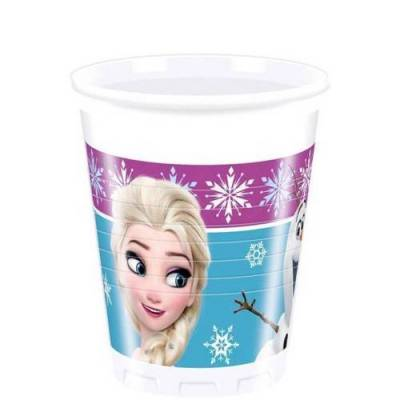 Disney Frozen/Frost - Krus, 8 stk - Baby Spisetid - Disney