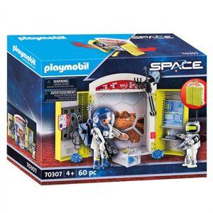 Playmobil 70307, rumstation, legeboks