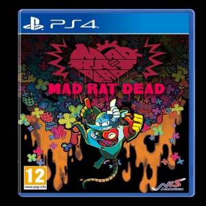 Mad Rat Dead -PS4