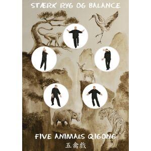 Torben Rif Stærk Ryg og Balance (E-bog)