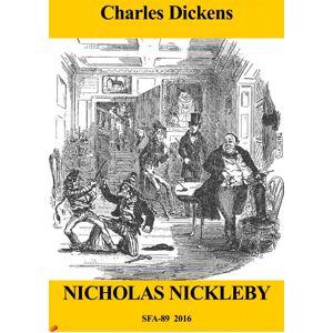 Charles Dickens Nicholas Nickleby (E-bog)