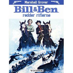 Marshall Bill og Ben redder riflerne (E-bog)