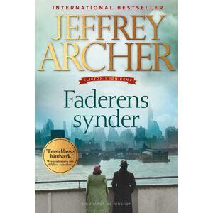 Jeffrey Archer Faderens synder (E-bog)