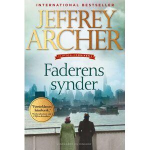 Jeffrey Archer Faderens synder (Lydbog)