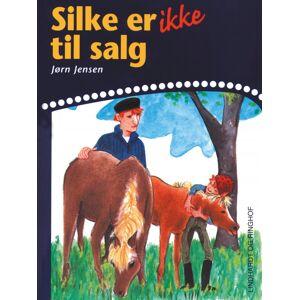 Jensen Silke er ikke til salg (Lydbog)