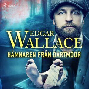 Edgar Wallace Hämnaren från Dartmoor (Lydbog)