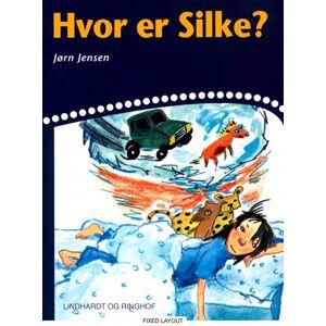Jensen Hvor er Silke? (E-bog)