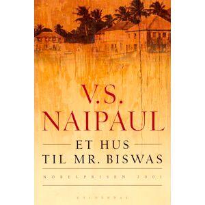 V.S. Naipaul Et hus til mr. Biswas (Lydbog)