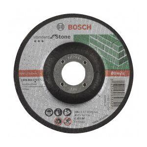 Bosch Skæreskive Sten 115x2,5mm Krøp Std - 2608603173
