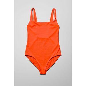 Desert Swimsuit - Orange Orange