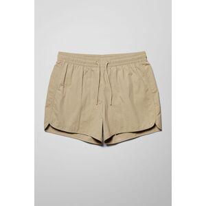 Tan Structure Swim Shorts - Beige XL