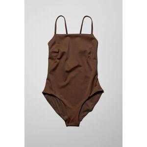 Coast Swimsuit - Brown XL