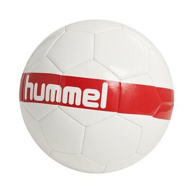 HUMMEL ROLIGAN FODBOLD 203366 (White 9001, ONESIZE) - Børnetøj - Hummel