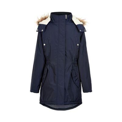 Cost:bart NEEL JAKKE 13800 (Marine Blue, XS) - Børnetøj - COST:BART